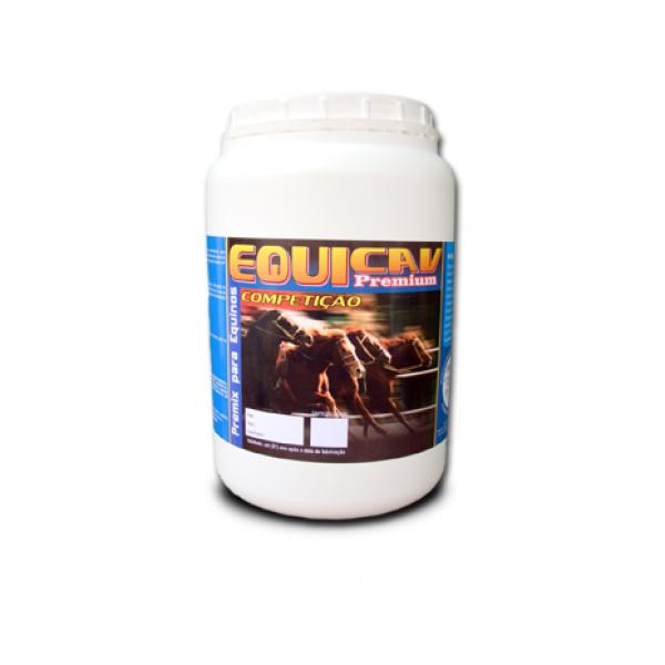 Equicav Premium Competição- Agrocave- 10 Kg.