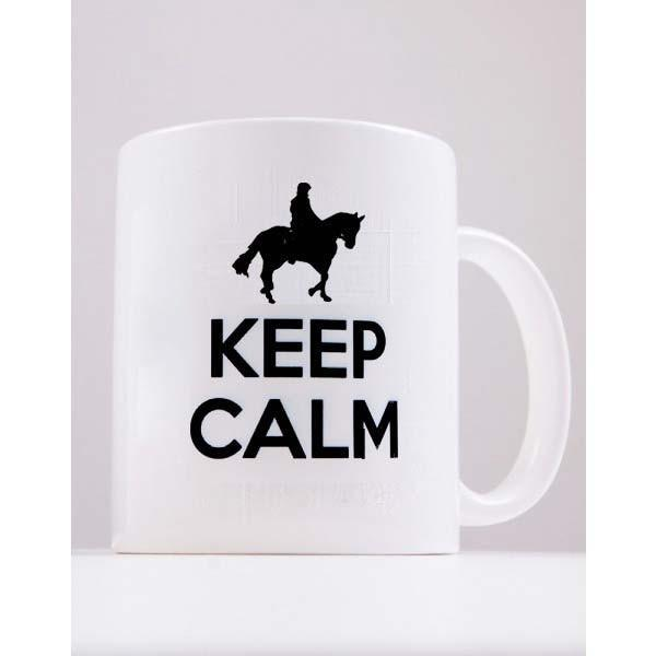 Caneca Keep Calm and Ride On