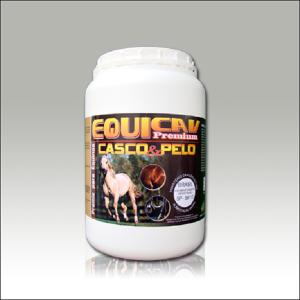 Equicav Premium Casco & Pelo- Agrocave- 10 Kg.