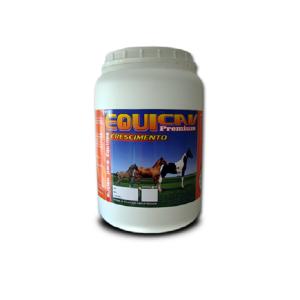 Equicav Premium Crescimento- Para Potros , Éguas- Núcleo Mineral - 01 Kg.
