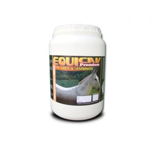 Equicav Premium Muares & Asininos - Agrocave - 01 Kg.