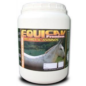 Equicav Premium Muares & Asininos - Agrocave - 10 Kg.