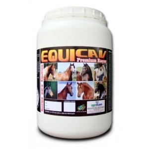 Equicav Premium Raças-Explosão Muscular-Agrocave-10 Kg.