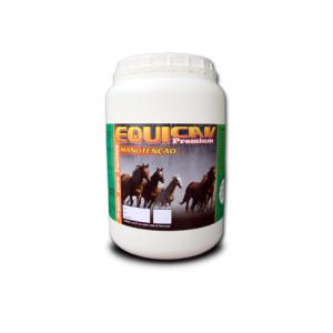 Equicav Premium Manutenção - Suplemento Mineral do dia a dia dos Equinos-01 Kg.